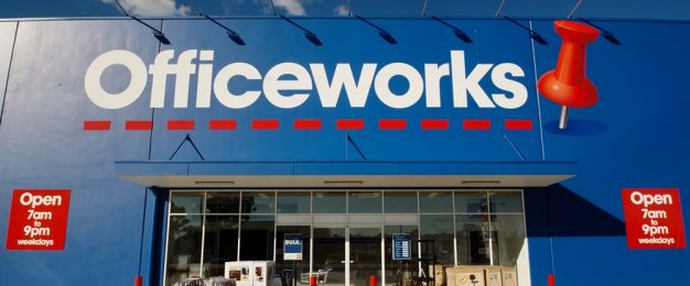 Officeworks hits the right retail note
