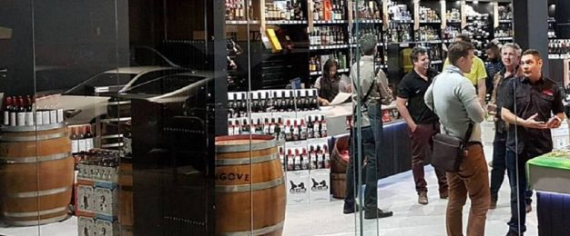 New bottle shop brewing great in-store experiences
