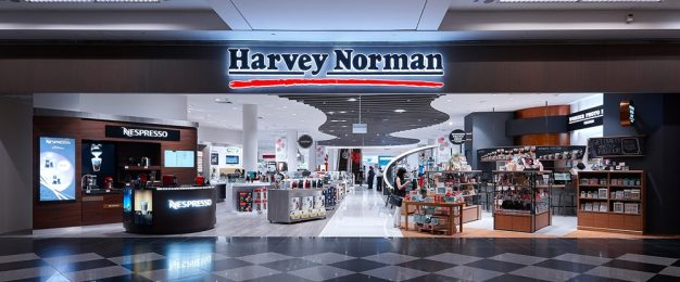 Harvey Norman says its flagship strategy is the future