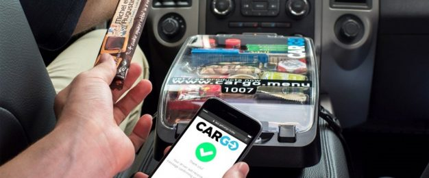 Cargo, the app turning Uber drivers into mobile retailers