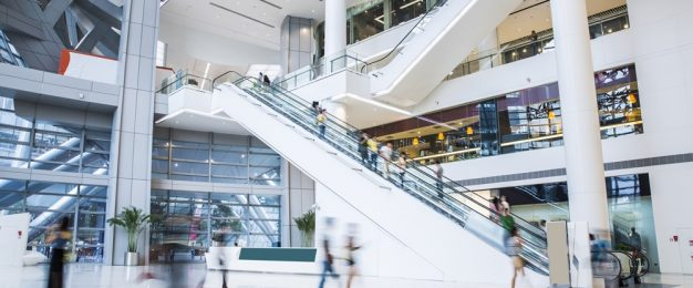 Technology is the way forward for shopping centres