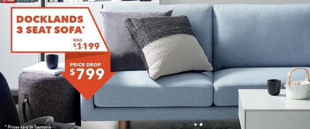Is discounting bad for business? Furniture retailer eliminates sales