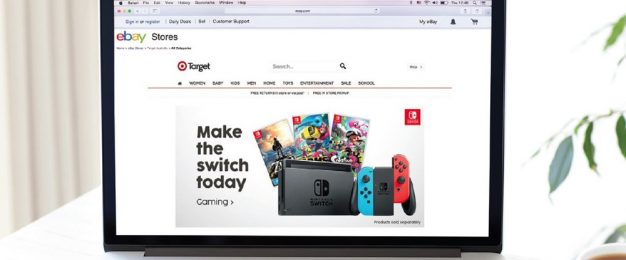 Target Australia's eBay strategy