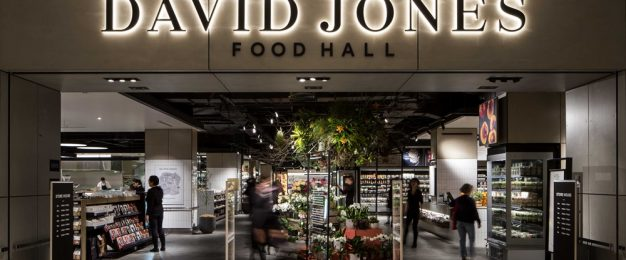 David Jones to open new stand-alone gourmet food stores