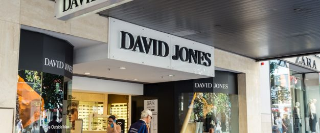 David Jones confirms major management restructure