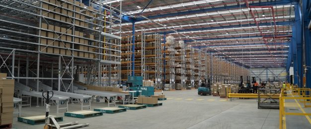 Toll unveils next-gen fulfilment centre in western Sydney