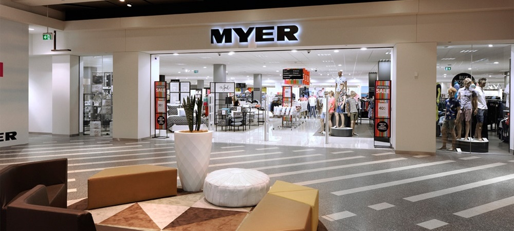 Myer CEO Richard Umbers