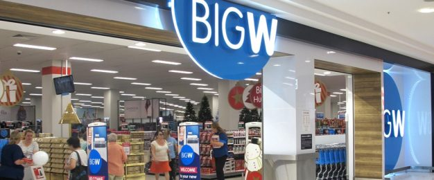 Woolworths sales inch up, investment in Big W continues