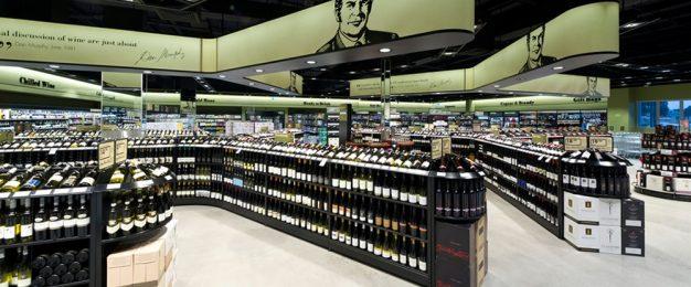 Alcohol retailer trials new ultra convenient pick up model