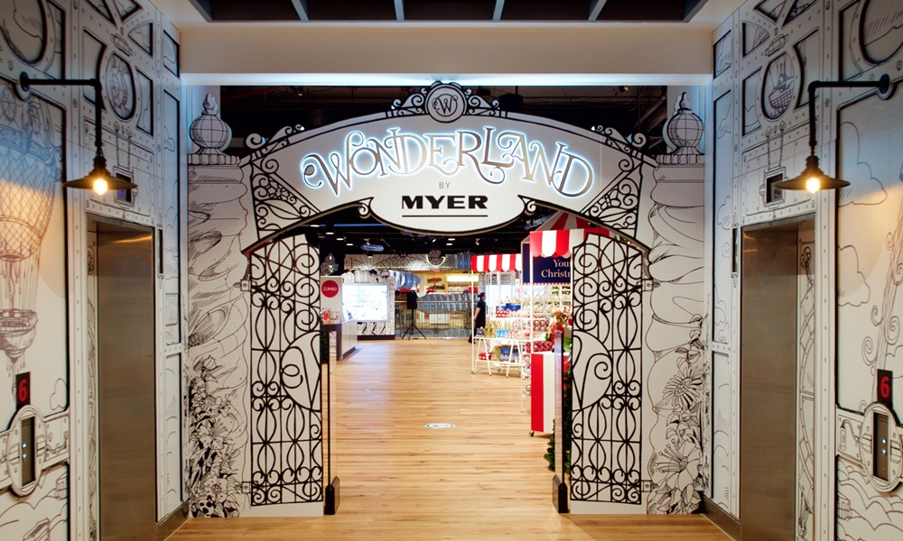 Wonderland by Myer