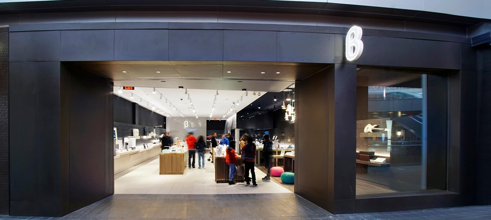 b8ta Santa Monica is the store of the year