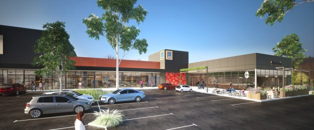Large format retail locations are being transformed.