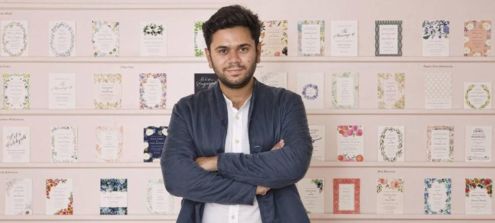 Papier founder Taymoor Atighetchi