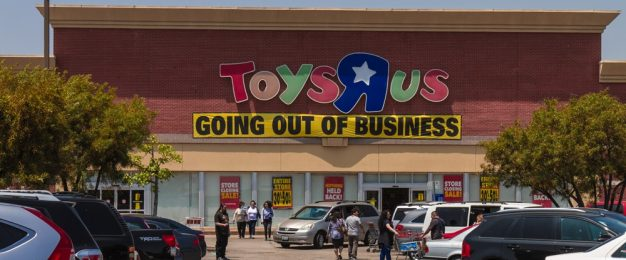 Toys 'R' Us Australia enters administration