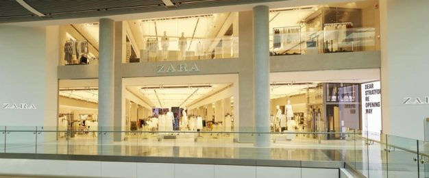 Zara unveils its store of the future