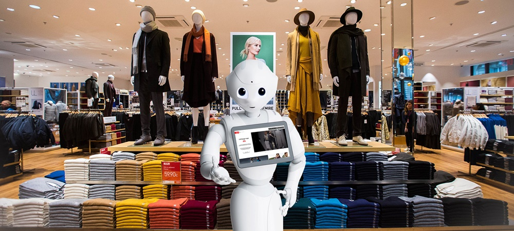 Stores like Uniqlo are using AI in retail
