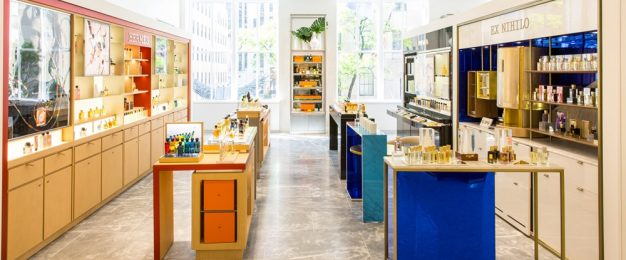 Saks Fifth Avenue beauty department gets a makeover
