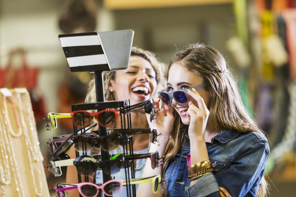Physical retail is far from dead for Generation Z.