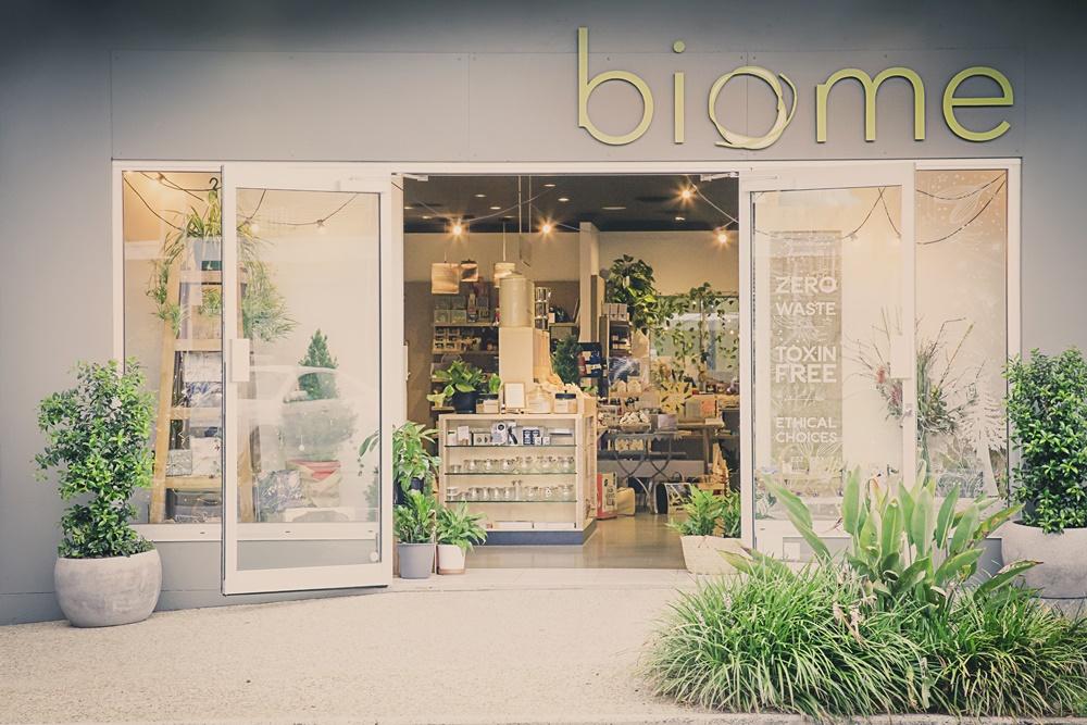 Eco retailer Biome