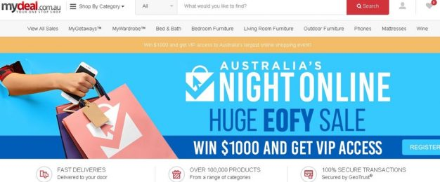 MyDeal, ZipPay partner on new sales event