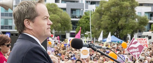 Labor running 'fear and smear' penalty rates campaign: NRA