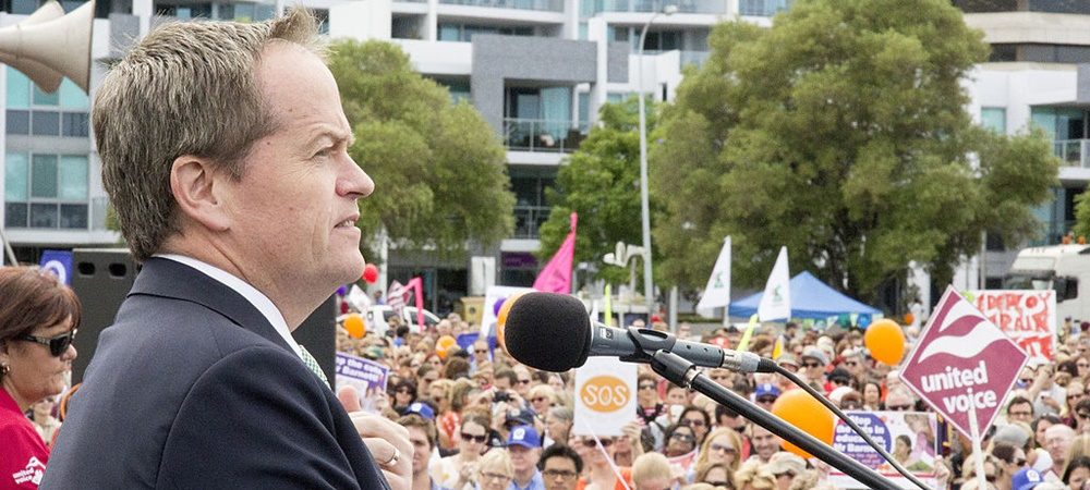 Labor and unions running 'fear and smear' penalty rates campaign