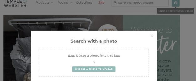 Temple & Webster launches smart visual search tool