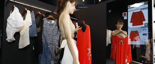 Alibaba and Guess provide a glimpse into the future