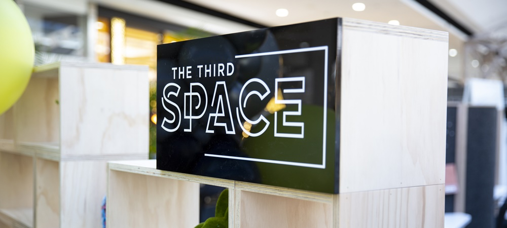 The Third Space co-working hub at Mirvac's Broadway Sydney