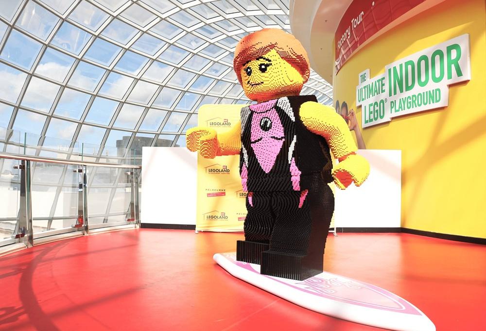 Chadstone shopping centres LegoLand