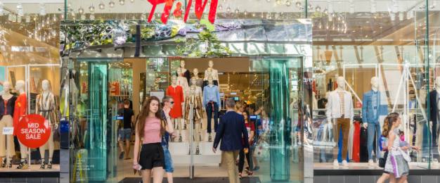 H & M backs sustainable retailing in Australia-first outlet