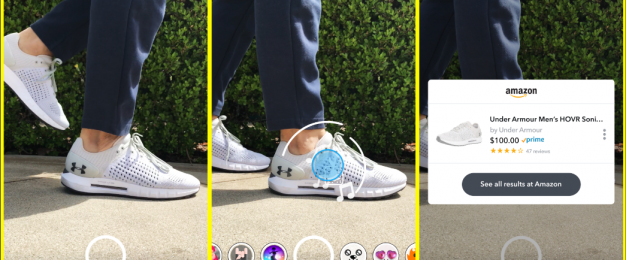 Snapchat launches 'shoppable ads'