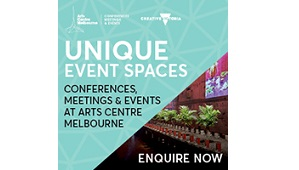 Unique events at Arts Centre Melbourne @ Arts Centre Melbourne
