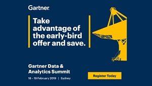 Gartner Data & Analytics Summit @ ICC Sydney