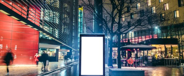 Hacks for standout digital signage