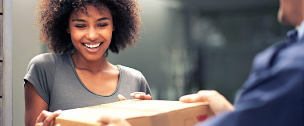 Creating customer loyalty through return logistics