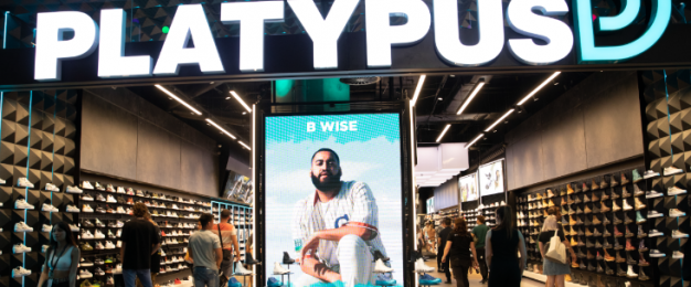 Platypus launches experiential 'superstore'