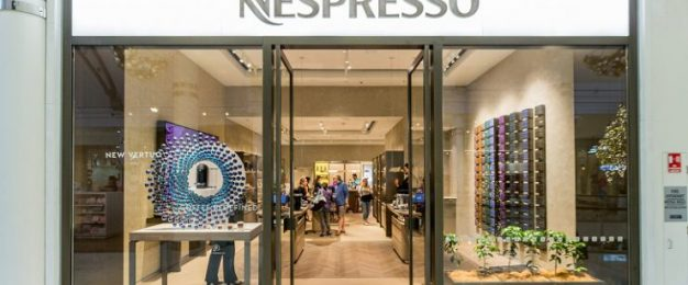 Nespresso expands new boutique concept to Western Australia