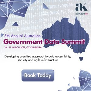 The 5th Australian Government Data Summit @ QT Canberra