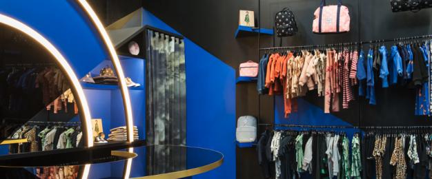 Award-winning retail store designs showcased