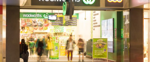 Woolworths' new app to save lost sales