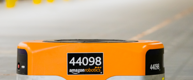 How Amazon's robots help you get your order