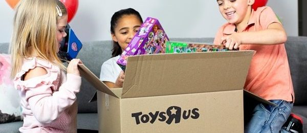 Second chance for Toys'R'Us and Babies'R'Us