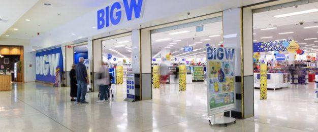 Big W reveals stores to close