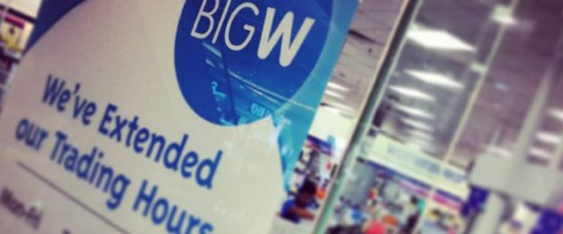 Big W profits slump as retailer confirms store closures