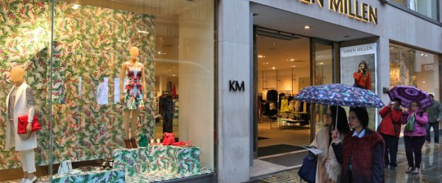 Karen Millen shuts shop in Australia after Boohoo takeover