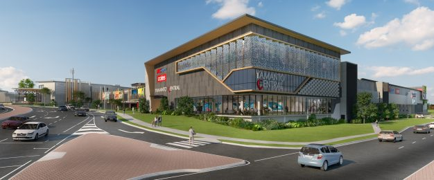 QLD shopping centre confirms construction partner