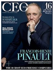 The CEO Magazine's latest issue