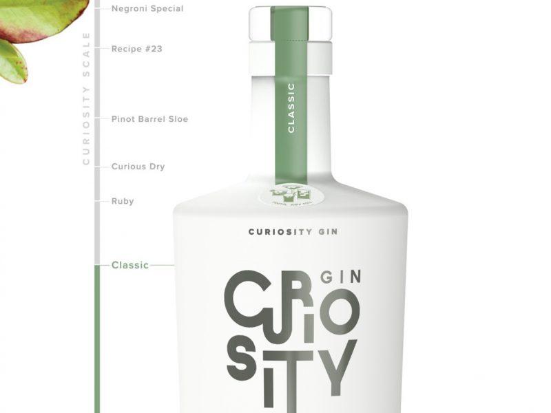 Classic Curiosity Gin