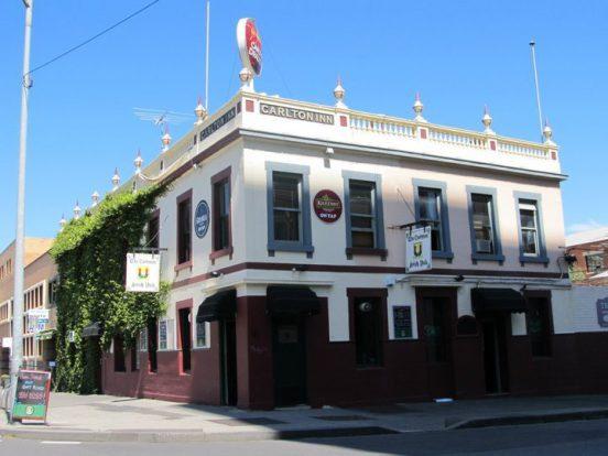 Corkman Irish Pub, Carlton